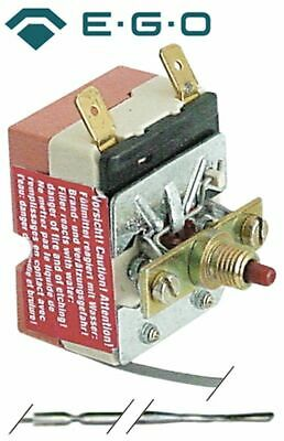 Safety Thermostat Switch-Off Temp. 420°C 1-Pole 16A Probe D 3,9Mm Probe L 228Mm