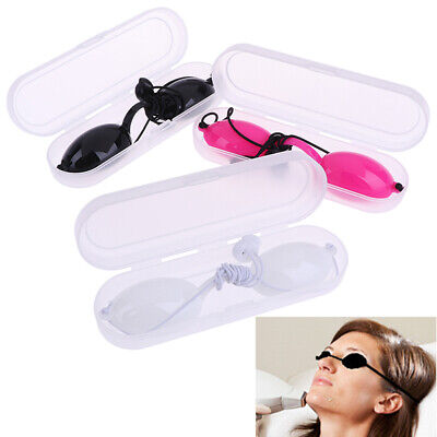 Eyepatch laser light protective safety glasses goggles IPL'beauty clinic Vy