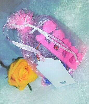 💅Girls Pre Filled Pamper Party Packs👭 Organza Party Bags 💅 Birthday Party Bag