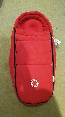 Bugaboo Bee Red Cacoon Footmuff