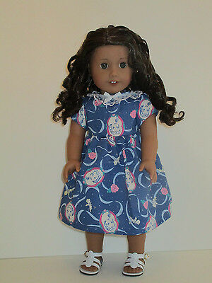 "Beauty & the Beast Belle Disney Dress for 18"" Doll American Girl Doll Clothes"