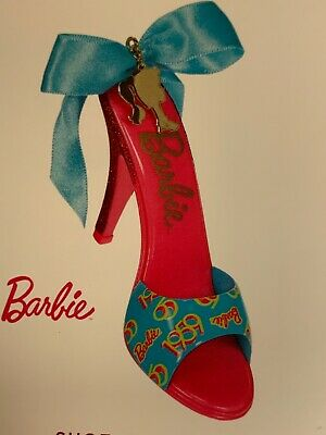 2019 Barbie Convention Shoe-Sational! Event Exclusive Hallmark Keepsake Ornament