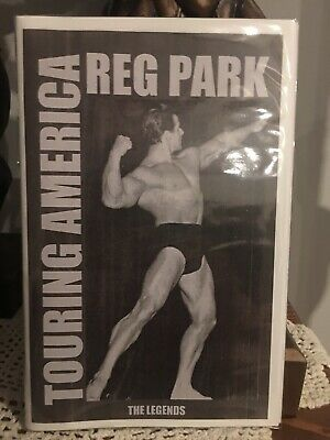 THE REG PARK Mr Universe Weight Training Courses