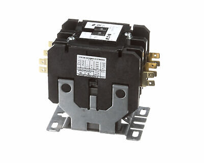 Hubbell C25FNF375B 90 Amp Contactor, Resistive 75