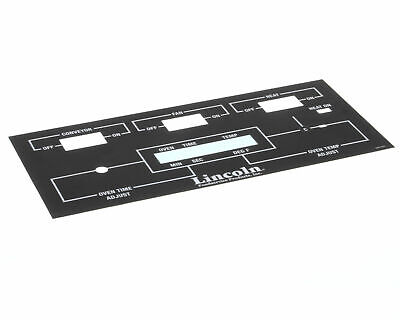 Lincoln 369907 Plate Instruction 2Stpr Replacement Part Free Shipping