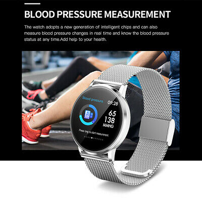 Impermeabile Bluetooth Smartwatch Iphone Android Cardiofrequenzimetro Orologio