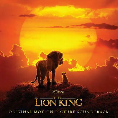 Soundtrack (Ost) - Lion King Live Action - Cd - New