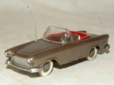 Gaget Tbe Miniature Clement Ancienne Simca N°7 Voiture Cabriolet Sport Jouet Cle 2DIY9WEHe