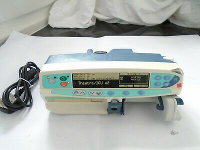 Cardinal Alaris Pk Anaesthesia Medical Syringe Infusion Pump Driver Monitor Uk