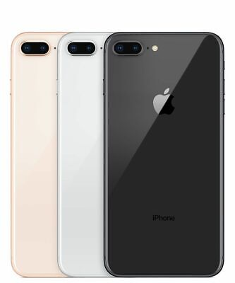 Apple iPhone 8 Plus 64GB 128GB 256GB Locked/Unlocked Smartphone Various Colours
