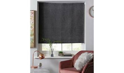 Home Leopard Print Daylight Roller Blind Dark Take On A Classic Leopard 3ft NEW