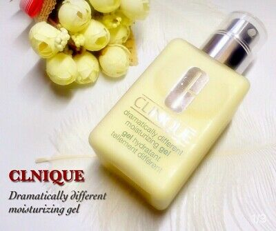 4.2oz.125ml-Clinique Dramatically Different Moisturizing Gel with Pump Brand New