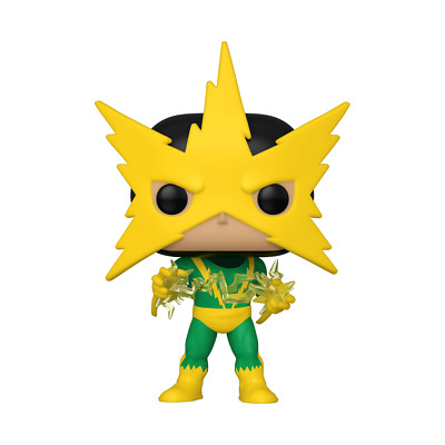 """Funko Pop! Marvel 80Th - First Appearance """"Electro"""" Specialty Series *In Stock*"""
