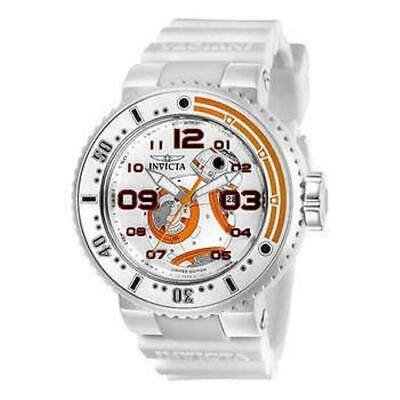 Invicta Mens Watch Star Wars BB8 Limited Edition 27673 Stainless Steel 300M