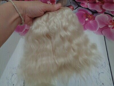 Premium Angora Mohair for reborning and other dolls