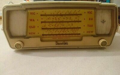 Kreisler Radio Panoramic 11-60 1956-1959 - Ivory - Used