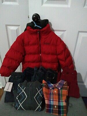 Toddler boy 3T Ralph Lauren Hawk Old Navy Pacific Trail Clothing Lot