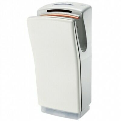 New Bradley Airstream 4.0 220-700Aw Hand Dryer Wall Mount - White 300Mm W X