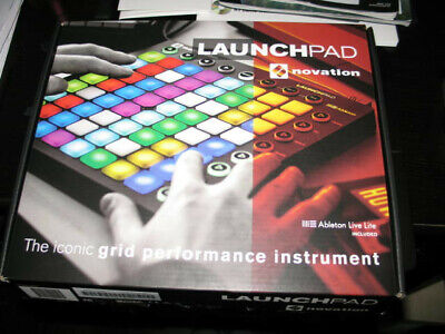 NOVATION LAUNCHPAD MINI MK2 MKII USB MIDI DJ Controller+Mic+