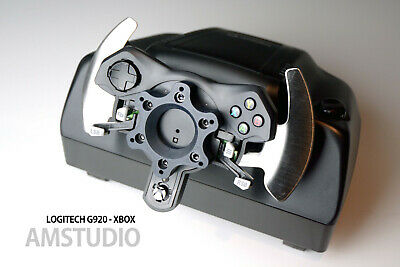 RACING GAME LCD Dashboard Simulator + Holder For Logitech CSW ATS