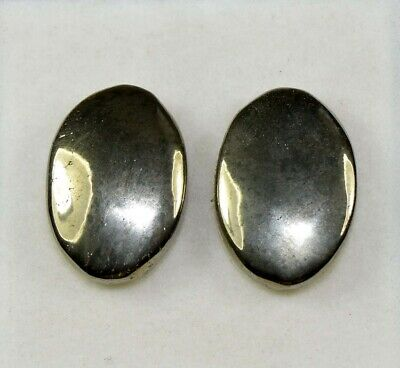 49.50 Cts. 100 % Natural Pair Of Apache Gold Untreated Cabochon Loose Gems