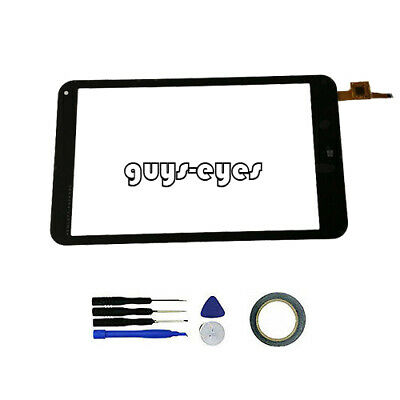 New 8 inch Touch Screen Panel Digitizer Glass For HP Stream 8 Tablet PC