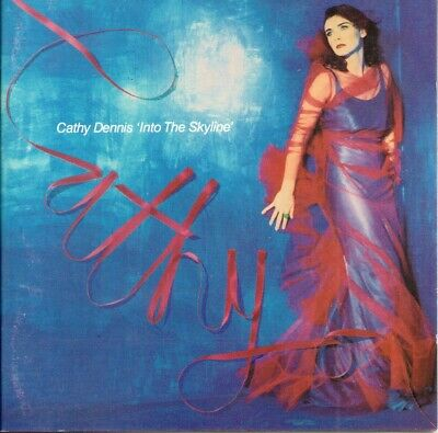 Cathy Dennis - Into The Skyline / Move To This (1992,Ltd) G/VG