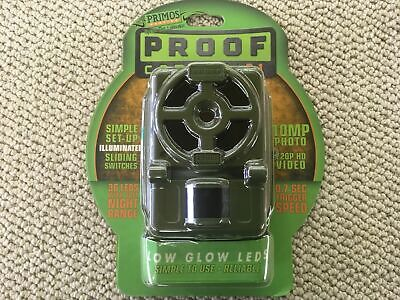 Primos 63054 10MP Bullet-Proof Cam 350 OD Green Low Glow Trail Camera