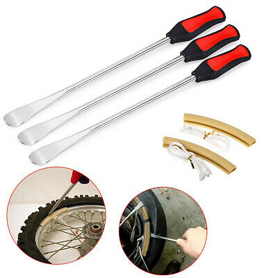 5Pcs/Set Tire Spoon Lever Iron Tool Motorcycle Bike Professional Tire Change Kit