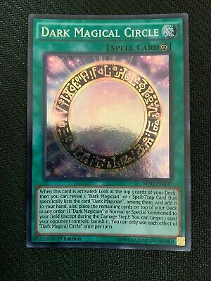 Dark Magical Circle MP17-EN100 1st Edition Secret Rare