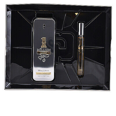 PACO RABANNE 1 MILLION LUCKY LOTE 2 pz