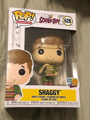 Funko POP! Shaggy Scooby-Doo! 626 - Shipped In Protector Case