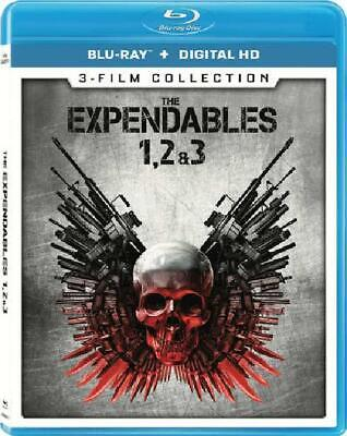 The Expendables 3 Film Collection Bluray DTS Surround Sound NTSC Widescreen New