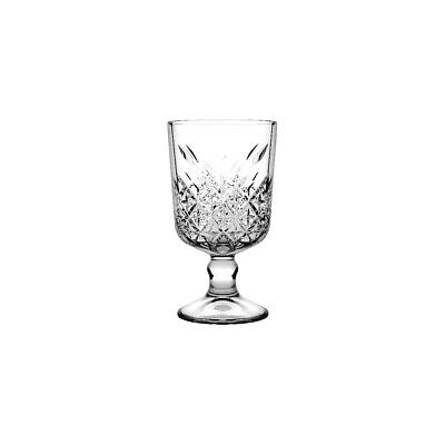 12x Large Cocktail Glass 550mL Pasabahce Timeless Bar Restaurant Mixed Drink