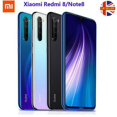 Xiaomi Redmi Note 8/ 8Pro/ MI10 32/64/128GB 4G Smartphone Octa Core 108MP Global