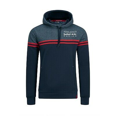 Aston Martin Red Bull Racing Official 'Injection Pack' Hoodie Sweat  - 2019