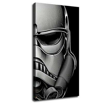 star wars stormtrooper HD Canvas prints Home Decor Wall art picture 12x22inch