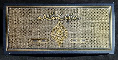 Arabesque Playing Cards from Lotrek. (Players Edition x12 + Brick Box) RARE