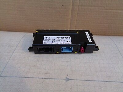 Peugeot 3008 5008 Citroen C5 Bluetooth Module Unit 9673397980