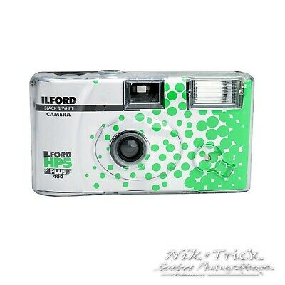 Ilford HP5 Plus Single Use Camera with Flash ~ 27 Exposure
