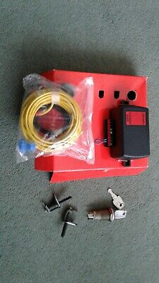 Steelmate 986E 1 Way Motorcycle Alarm Security System Remote Engine Start W9S7