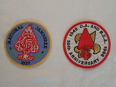 Jamboree Patches, Badges & Patches, Boy Scouts, Fraternal