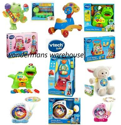 Vtech Baby Toddler & Childrens Learning Toys - Walkers/Ride Ons/Musical & More