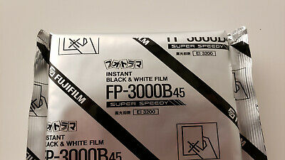 Fuji 3000B45 Film - Cold Stored - Expired 2013