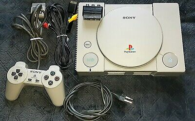 Console Sony Playstation 1 - completa