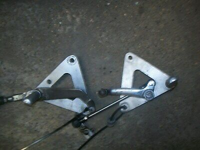 Rd 350 Lc Ypvs Rearsets Footrest Hangers Rear Sets