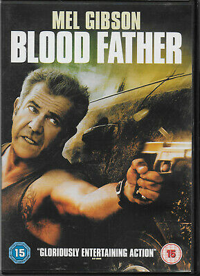 Blood Father DVD Mel Gibson