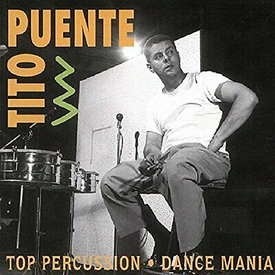 `Puente, Tito`-`Puente, Tito - Top Percussiondance Mania` (US IMPORT) CD NEW