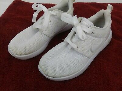 PS Shoes White//Wolf Grey 749422-102 Nike Roshe One Little Kid