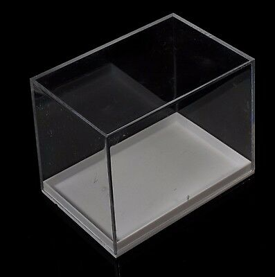 QTY 6 - Lg Long (3 in) Perky Mineral Rock Fossil Polystyrene Display Boxes